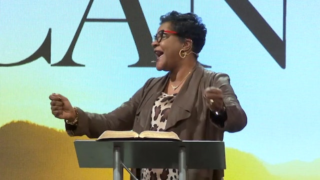 1.21.18 Dr Marcia Bailey - Yes You Can