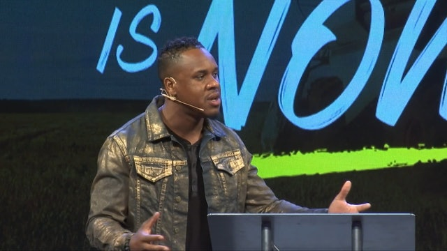 12.30.18 Pastor Chandler Bailey - The Harvest is Now