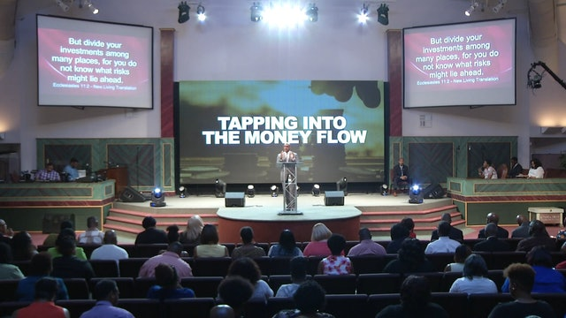 6.24.18 Dr. Herbert Bailey - Tapping Into the Money Flow 4