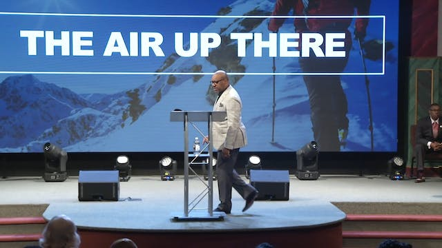 2.25.18 Dr Herbert Bailey The Air Up ...