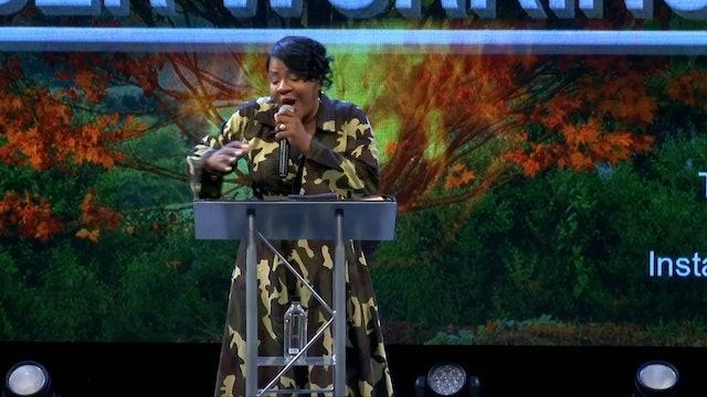 Wonder Working God   Dr. Marcia Bailey   1.26.20