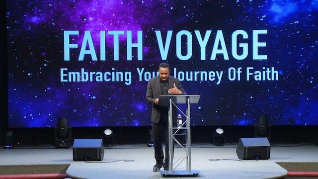 9.30.18 Pastor Chandler Bailey - Faith Voyage