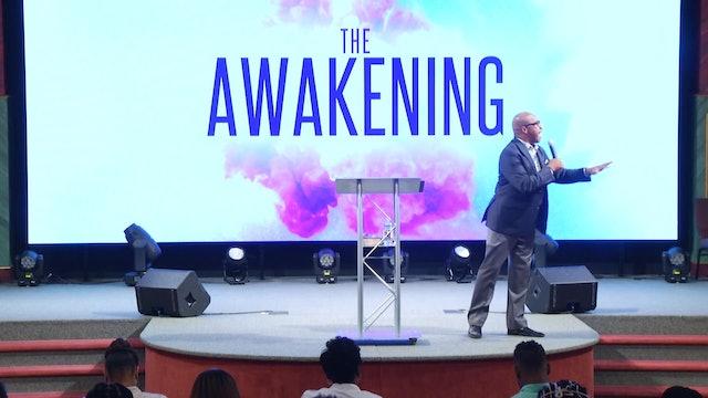 Dr. Herbert Bailey - The Awakening 2018 Session 2