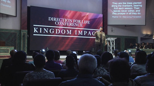 11.8.18 Pastor Michael Todd - 2018 Direction for Life