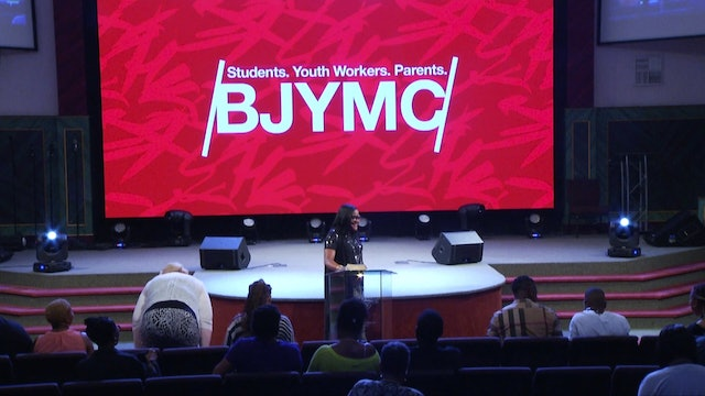 Battle for Your Seed - Dr. Marcia Bailey