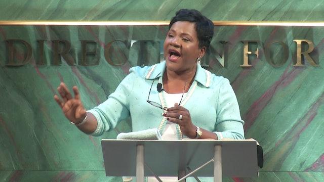 5.14.17 Dr. Marcia Bailey - She Rises