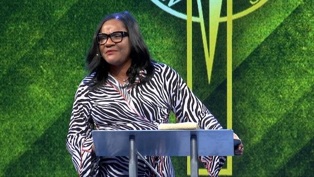 Radical Faith | Dr. Marcia Bailey | 6.23.19