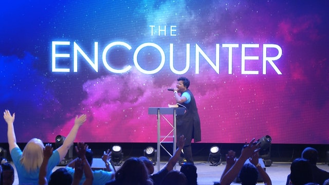 8.25.17 Dr. Marcia Bailey - The Encounter