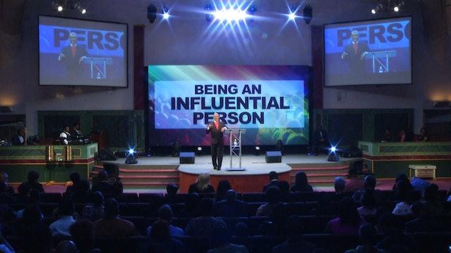 10.7.18 Bishop Herbert Bailey - Being an Influential Person Pt 5