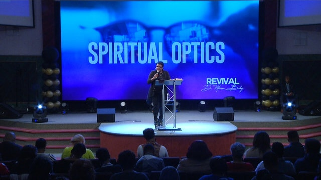 Spiritual Optics | New Year's Revival | Dr. Marcia Bailey | 1.2.20