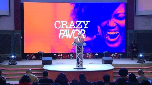 Crazy Favor Pt 4 | Bishop Herbert Bailey | 12.15.19