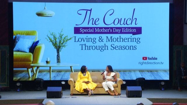 The Couch   Dr. Marcia Bailey and Kindra Mone   5.12.19