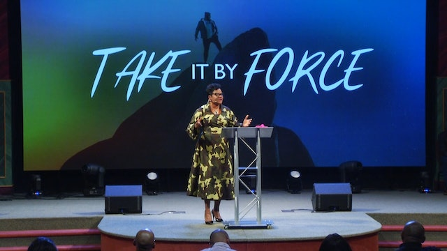 11.9.18 Dr. Marcia Bailey - 2018 Direction for Life Conference