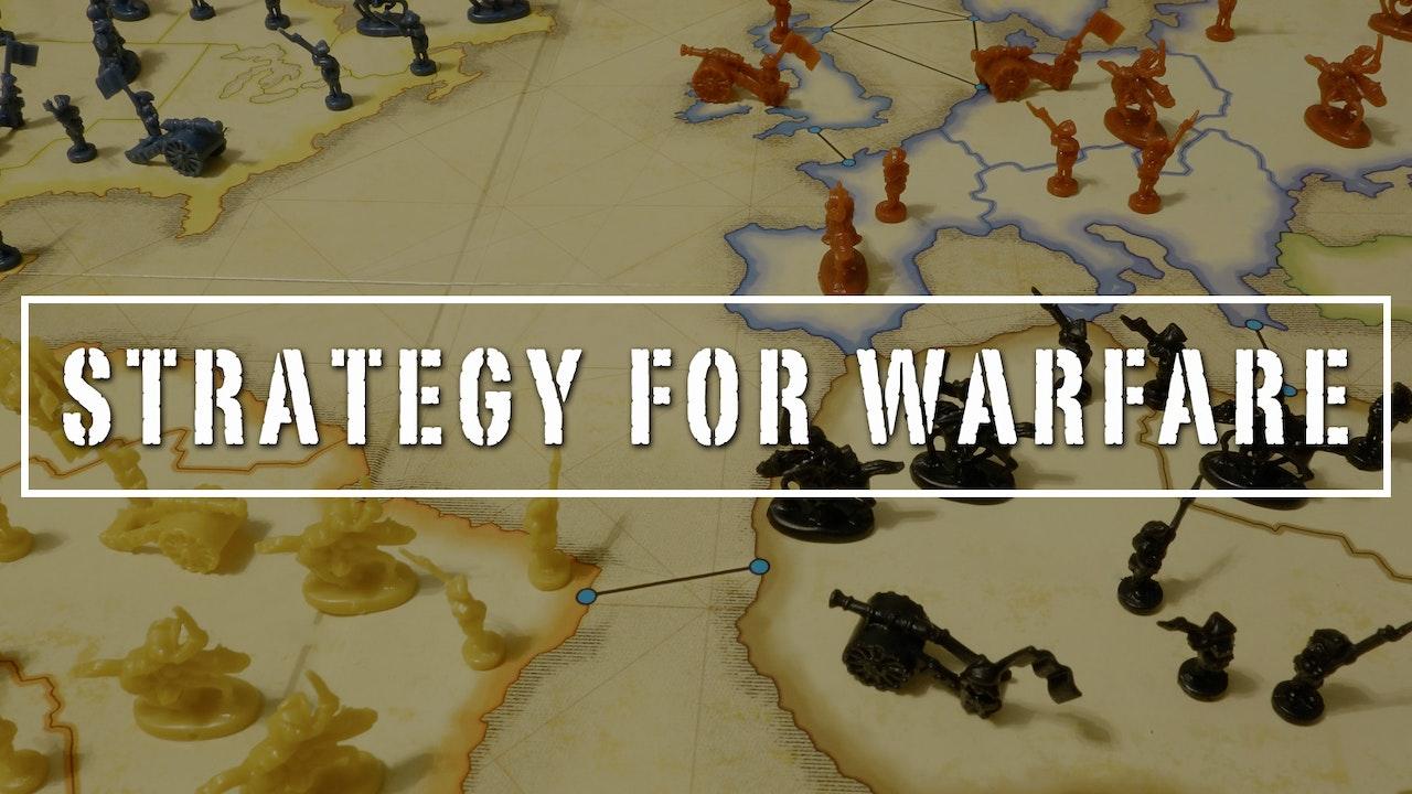 Strategy for Warfare - Bishop Herbert Bailey, II
