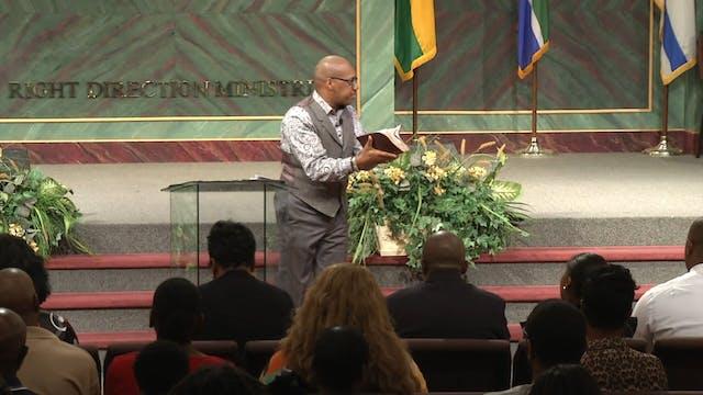 Confidence in Prayer Pt 2 - Dr Herber...