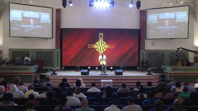 8.27.17 Dr. Herbert Bailey - Living a Supernatural Life Pt 3