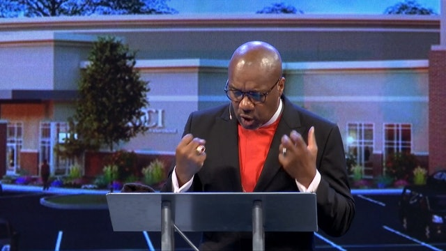 Big Vision, Big Provision   Bishop Herbert Bailey   6.2.19
