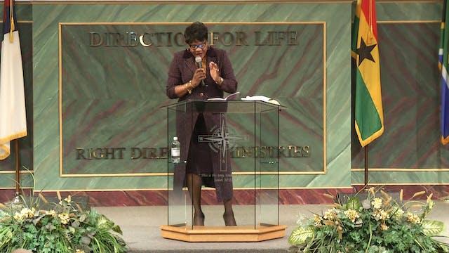 3.12.17 10:30am Dr. Marcia Bailey - God's Set Time Pt 2