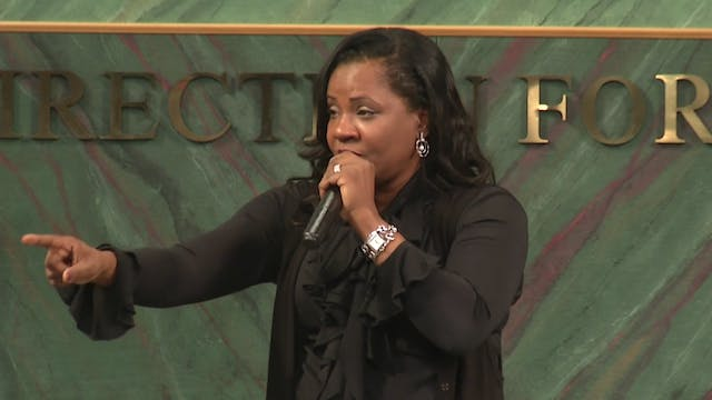 Dr. Marcia Bailey - Year of the Fresh Start