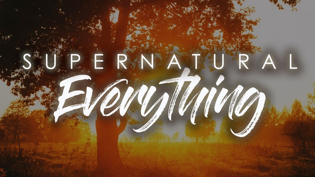 Supernatural Everything - Dr. Herbert Bailey
