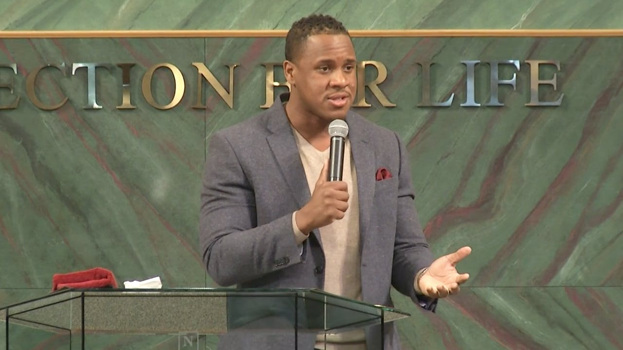 Dreams & Promises - Pastor Chandler Bailey