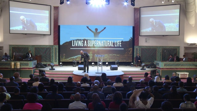 9.10.17 Dr Herbert Bailey Living the Supernatural Life Pt 4