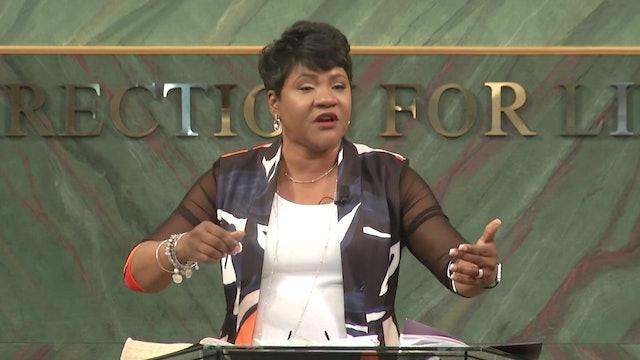 3.19.17 7:30am - Dr. Marcia Bailey God's Set Time Pt 3