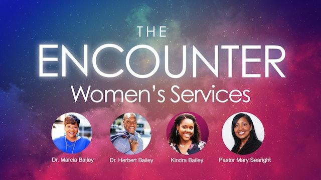 The Encounter 2017 Women's Services
