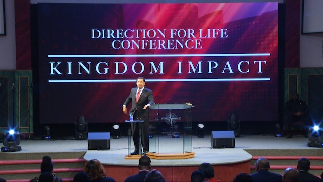 11.7.18 Dr. Bill Winston - 2018 Direction for Life