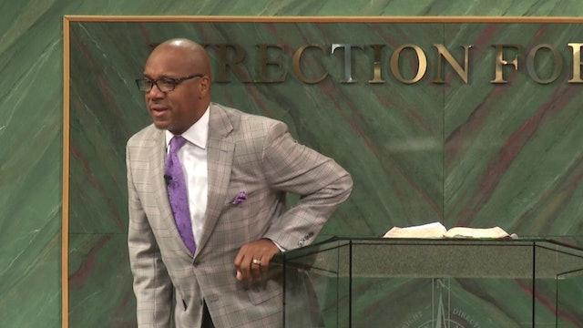 Dr. Herbert Bailey - The Next Level of Faith