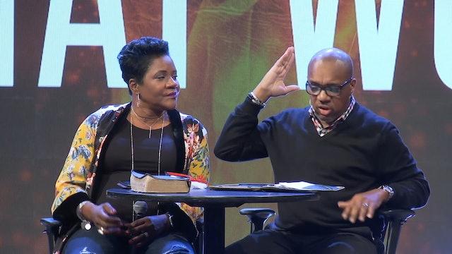 12.6.17 Drs. Herbert & Marcia Bailey - Stay Woke