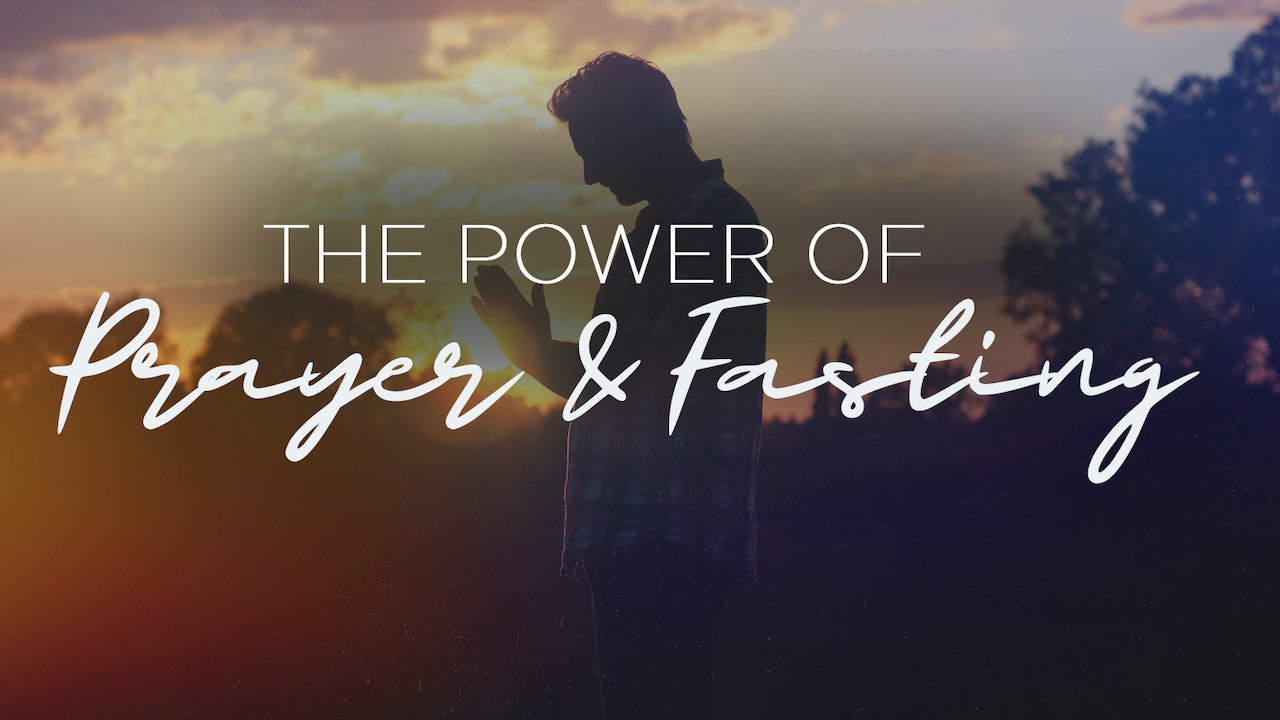 The Power of Prayer & Fasting - Dr. Marcia Bailey