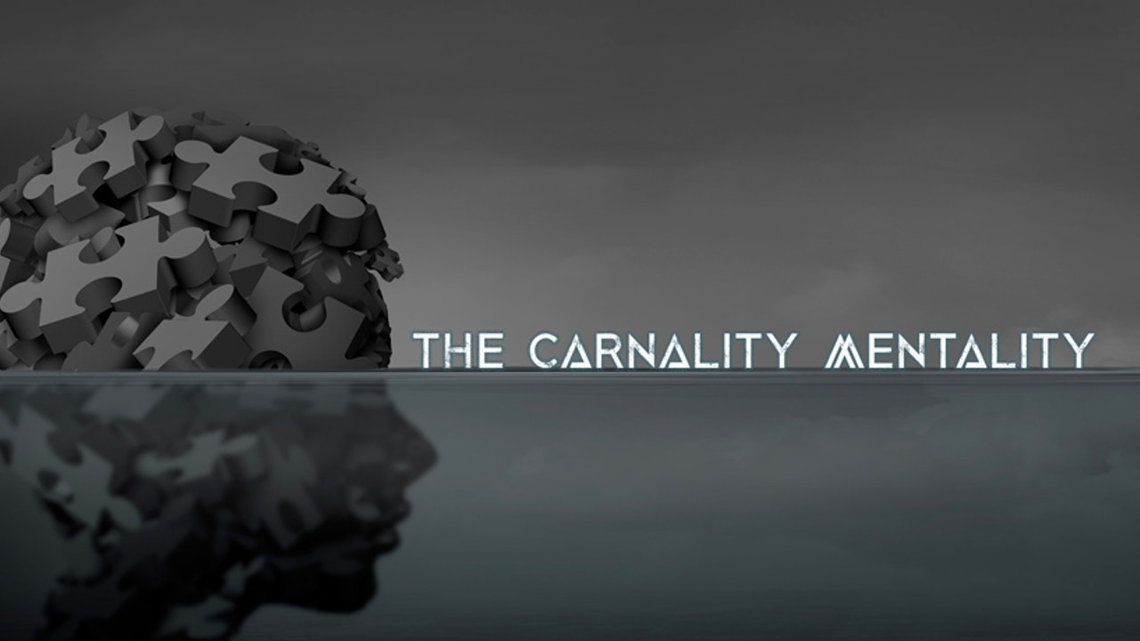 The Carnality Mentality - Bishop Herbert Bailey