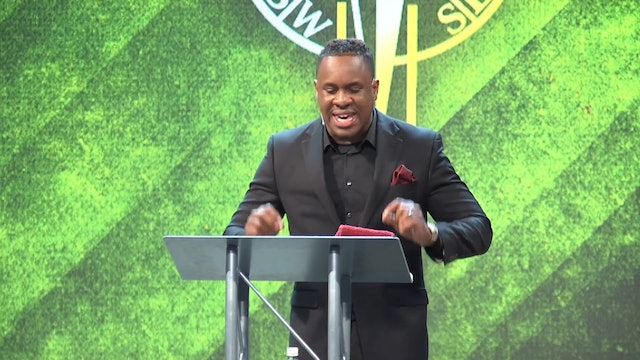 5.20.18 - Pastor Chandler Bailey - The Power of the Holy Spirit