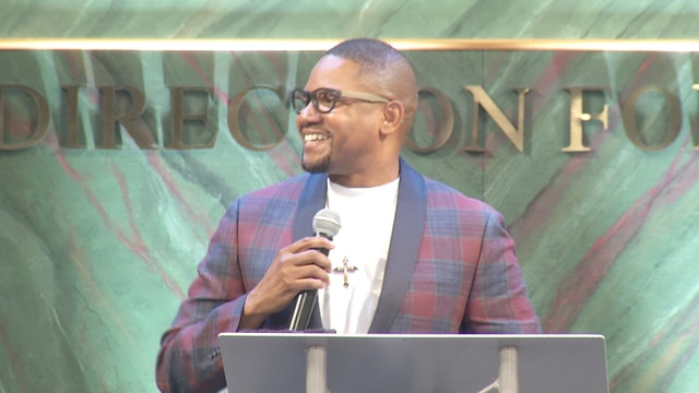 5.17.17 Pastor Hart Ramsey - Worshiping from a Place of Rest