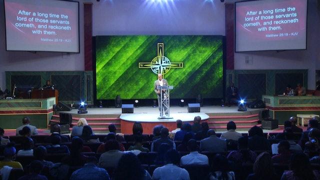 11.11.18 Bishop Herbert Bailey - Maximizing Your Potential Pt 4