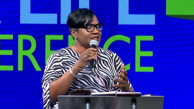 DFL2019 | Fully Persuaded Faith | Dr. Marcia Bailey