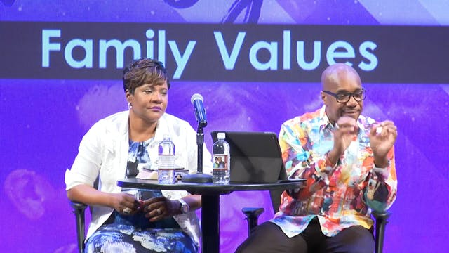 7.5.17 Dr. Herbert and Marcia Bailey ...