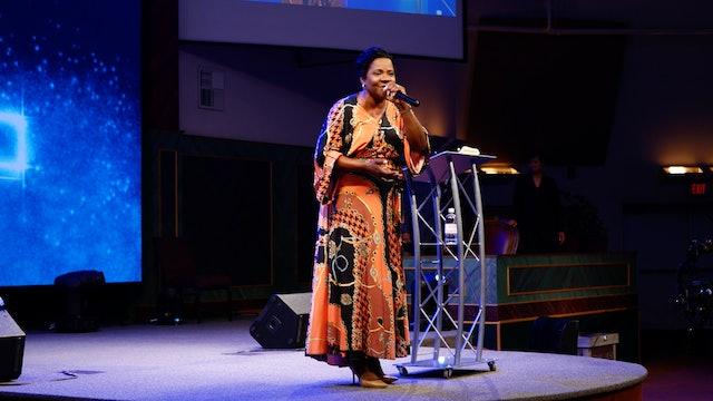 10.14.18 Dr Marcia Bailey - I Am Undaunted