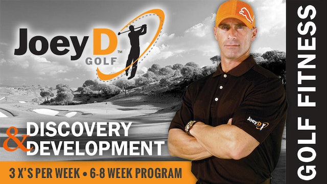 Golf Fitness I - 60-Day Game Improvement Training Program