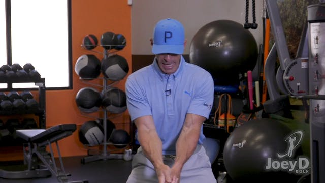 Wrists Matter, Too. Ask Brooks Koepka.