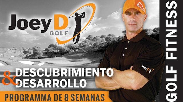 Programa de Entrenamiento para Golf Fitness (Subtítulos en español) Programa de entrenamiento de 60 días