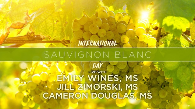Celebrating Sauvignon Blanc Day with Emily Wines