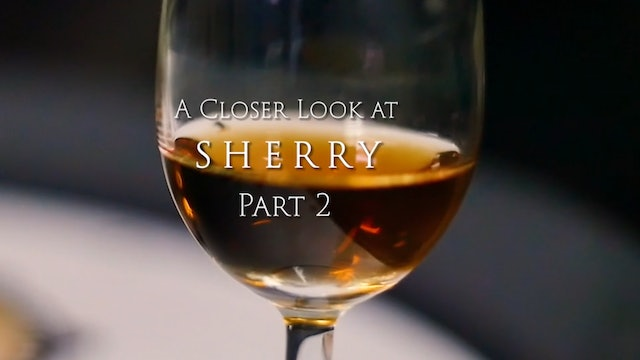 A Closer Look at Sherry, Part 2
