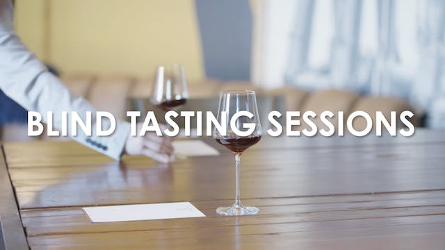 Blind Tasting Sessions Trailer