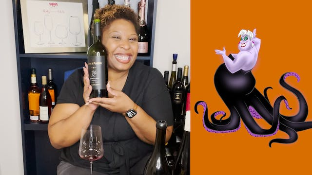 Weekly Wine: Disney Villains