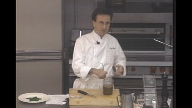 Classic Demonstration with Daniel Bolud: Tasting Menu Part 1