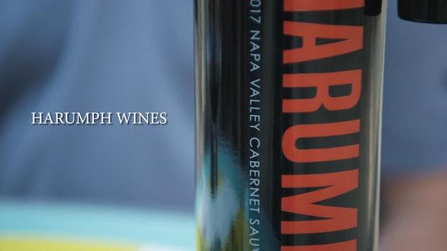 A Harumph Wine Tasting