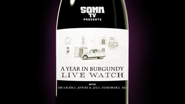 A Year in Burgundy Live Watch