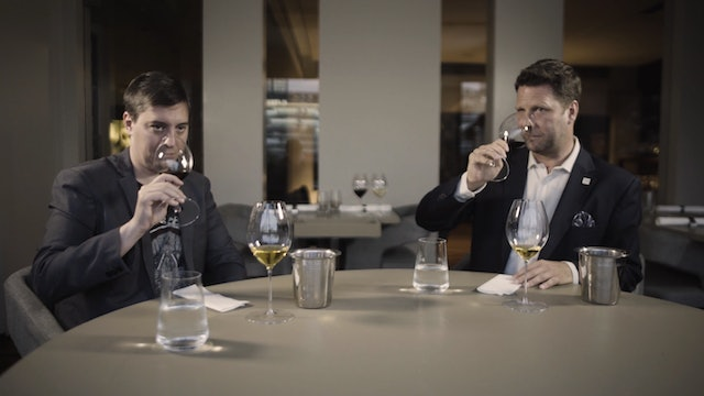 Blind Tasting Sessions: Episode 4 | Andrés Rosberg & Martin Bruno